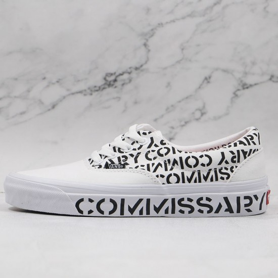 Commissary x Vans Era Friends and Family Skate Shoes