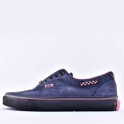 Vans Blue Zhou Zhou Edition Year Of The Rat Era Lacey Suede Sneakers