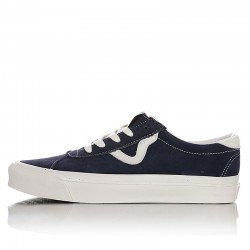 Vans UA Style 73 DX Anaheim Factory Night Blue White Suede Sneakers