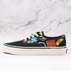 Vans Era Handcrafted Shoes For Cool Feet Low Tops Black