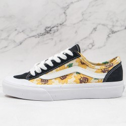 Vans Style 36 Decon Sf Embroidered Floral Shoes
